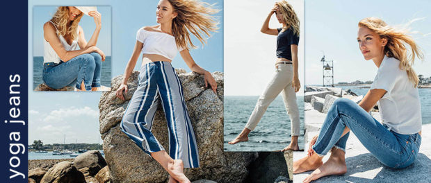 Blue Magnolia Clothing | Yoga Jeans