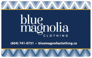 Blue Magnolia GiftCard