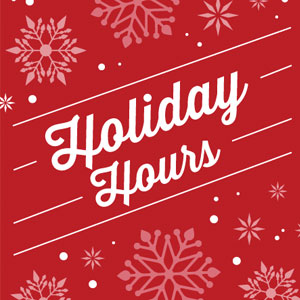 holiday-hours